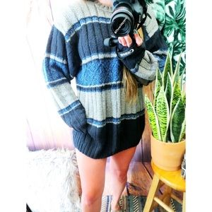 Vintage Northern Isles oversized knit sweater 🌿